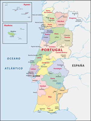Urlaub In Portugal Reiseregionen Landesinformationen